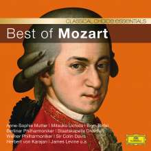 Classical Choice - Best of Mozart, CD