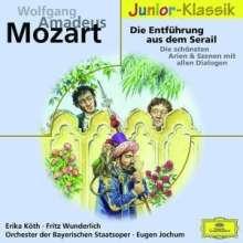 Mozarts Entführung aus dem Serail für Kinder, CD