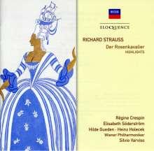 Richard Strauss (1864-1949): Der Rosenkavalier (Ausz.), CD
