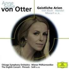 Anne Sofie von Otter singt geistliche Arien, CD