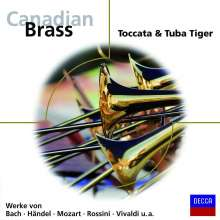 Canadian Brass - Toccata & Tuba Tiger, CD