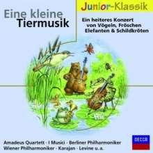Eine kleine Tiermusik, CD