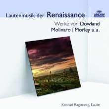 Konrad Ragossnig - Lautenmusik der Renaissance, CD