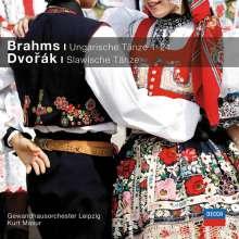 Johannes Brahms (1833-1897): Ungarische Tänze Nr.1-21, CD