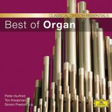 Best of Organ, CD