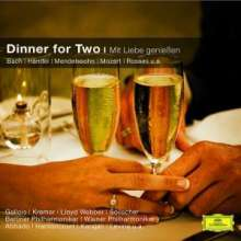Classical Choice - Dinner for Two, CD