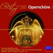 Best of Opernchöre, CD