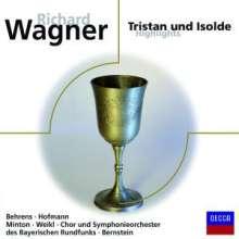 Richard Wagner (1813-1883): Tristan und Isolde (Ausz.), CD