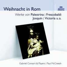 Weihnacht in Rom, CD