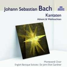 Johann Sebastian Bach (1685-1750): Kantaten BWV 61,64,121, CD