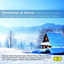 Christmas at Home, CD