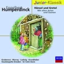 Eloquence Junior - Hänsel & Gretel (Auszüge), CD