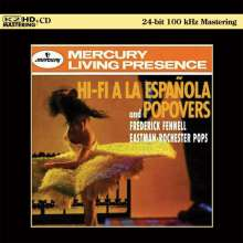Eastman-Rochester Pops Orchestra - HI-Fi A La Espanola (K2 HD), CD