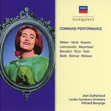 Joan Sutherland - Command Performance, 2 CDs