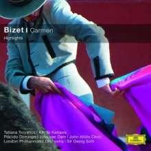 Georges Bizet (1838-1875): Carmen (Ausz.), CD