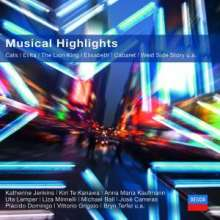 Musical Highlights, CD