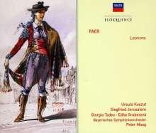 Ferdinando Paer (1771-1839): Leonora, 2 CDs