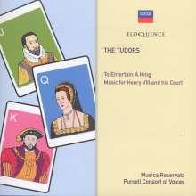 The Tudors - To Entertain a King, CD