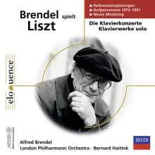 Franz Liszt (1811-1886): Klavierkonzerte Nr.1 & 2, 5 CDs