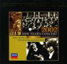 Das Neujahrskonzert Wien 2002 (K2 HD), CD