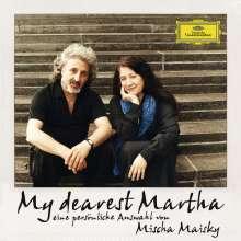 My Dearest Martha - Eine Auswahl von Mischa Maisky, 2 CDs