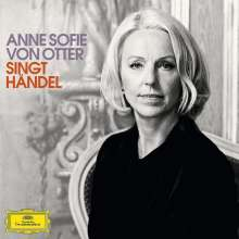 Anne Sofie von Otter singt Händel, CD