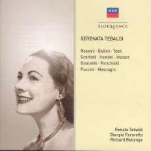 Renata Tebaldi - Serenata Tebaldi, 2 CDs
