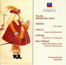 Italian Orchestral Music, 2 CDs