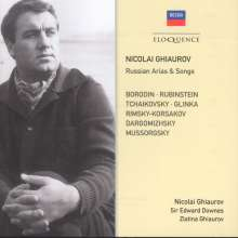 Nicolai Ghiaurov - Russian Arias & Songs, 2 CDs