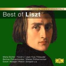Franz Liszt (1811-1886): Best of Liszt, CD