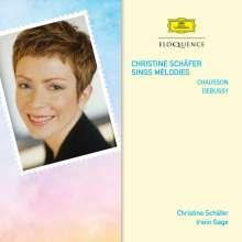 Christine Schäfer singt Lieder, CD