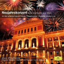 Neujahreskonzert - Highlights aus Wien, CD