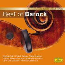 Best of Barock, CD