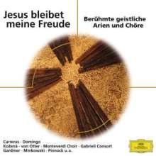 Jesus bleibet meine Freude - Geistliche Arien & Chöre, CD
