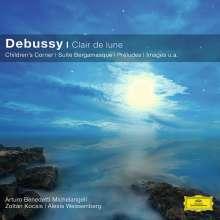 Claude Debussy Klavierwerke Cd Jpc