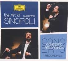Giuseppe Sinopoli - The Art of Giuseppe Sinopoli, 8 CDs