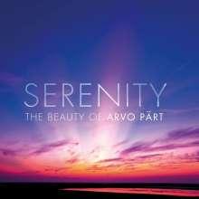 Arvo Pärt (geb. 1935): Serenity - The Beauty of Arvo Pärt, 2 CDs