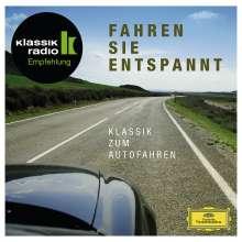 KlassikRadio - Fahren Sie entspannt! Klassik zum Autofahren, 2 CDs