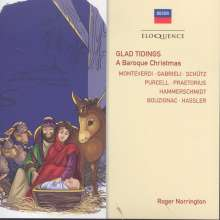 Baroque Christmas Music - Glad Tidings, CD