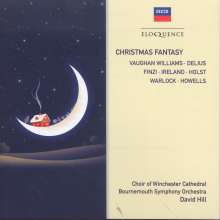 Winchester Cathedral Choir - Christmas Fantasy, CD