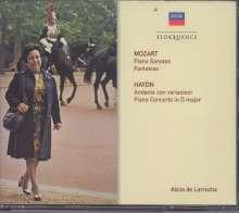 Wolfgang Amadeus Mozart (1756-1791): Klaviersonaten Nr.4,8-12,14,16,18, 3 CDs