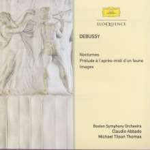 Claude Debussy (1862-1918): Nocturnes Nr.1-3, CD
