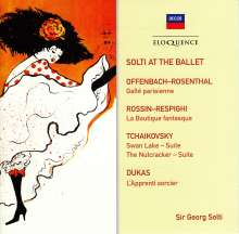 Georg Solti  - Solti At The Ballet, 2 CDs