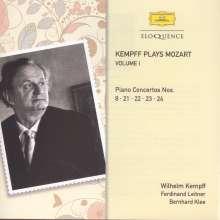 Wilhelm Kempff - Kempff Plays Mozart Vol.1, 2 CDs