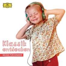 Young Family Serie - Klassik entdecken, Musik für Kinder, CD