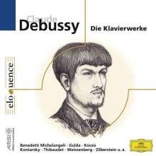 Claude Debussy (1862-1918): Das Klavierwerk, 6 CDs