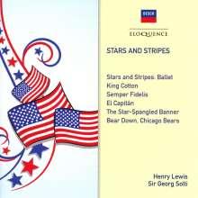 John Philip Sousa (1854-1932): Stars and Stripes (Ballett), CD