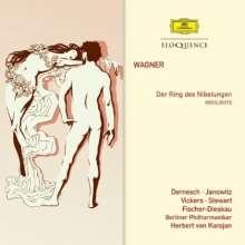 Richard Wagner (1813-1883): Der Ring des Nibelungen (Ausz.), 2 CDs