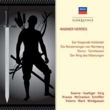 Wagner Heroes, CD