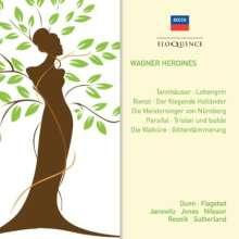 Wagner Heroines, CD